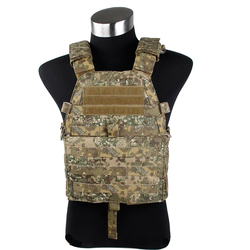 Badlands Cherry Plate Carrier PenCott Badlands cpc tactical vest YKK zip