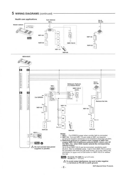 Aiphone Intercom Systems Jp Wiring Diagram. Aiphone Jk Series ... on aiphone intercom systems, aiphone ry 2.4l, aiphone lem-1dl control door release,