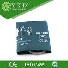 CM Adult Single tube NIBP cuff,25cm-35cm,nibp cuff,5pcs/pack