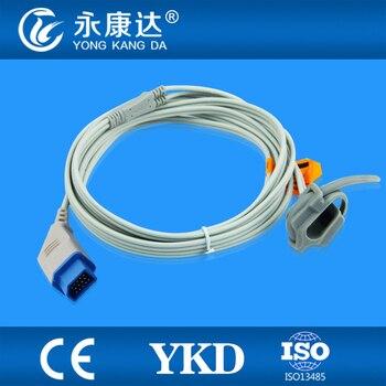 Nihon Kohden Neonate Silicon Wrap sensor compatible with Nihon Kohden BSM-4113 Life scope P, 14pins фото