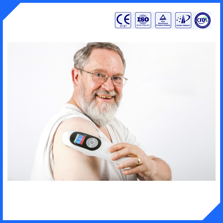LASPOT new inventions cold low level laser back pain/neck pain/arthritis/prostate medical device цена