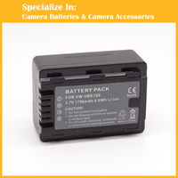 Security Digital Camera Li Ion Battery For Panasonic Camcorder VW VBK180