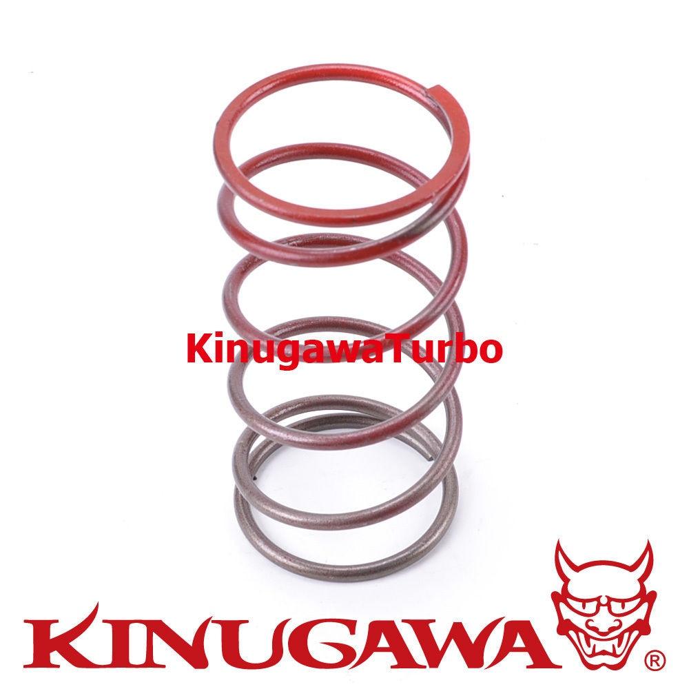 Kinugawa Turbo Small Red Spring 0.4Bar / 5.8Psi for Tial Wastegate 38mm 40mm 41mm F38 F40 F41