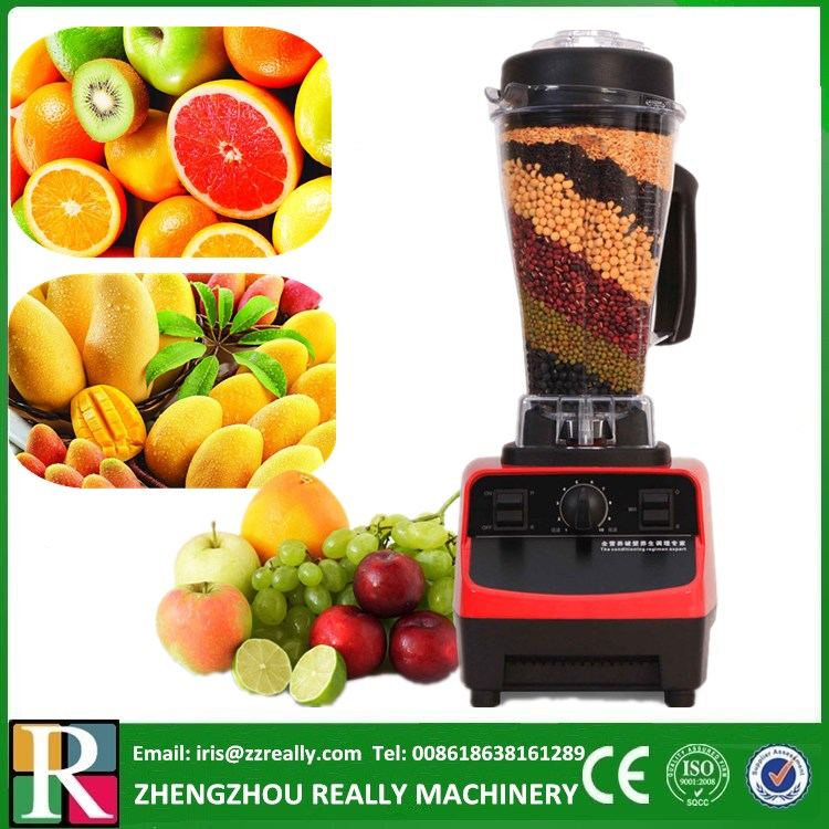 German motor technology blender 2L 2200W Commercial blender mixer with BPA free jar