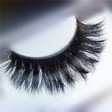 2016 Natural False Curling Thick Eyelashes Fake Beauty 3D Mink Lashes Strips Halloween Brand Makeup Tools Korean Cosmetics