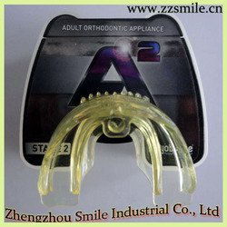 Original Australia Orthodontic A2 Appliance/MRC A2 Myobrace for Adult Use