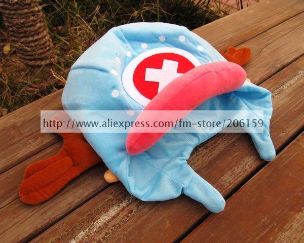 Аниме one piece Tony Chopper Two Yeas более поздняя версия плюшевый олень шапка игрушка