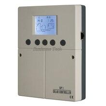 SPI контроллер солнечного водонагревателя, ЖК-дисплей, 4 датчика входа, 4 выхода, 6 систем применения
