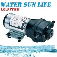 1.2L/min Electric Water Pump 24V DC Brushless Micro Diaphragm Pump Centrifugal Water Pump DP 100