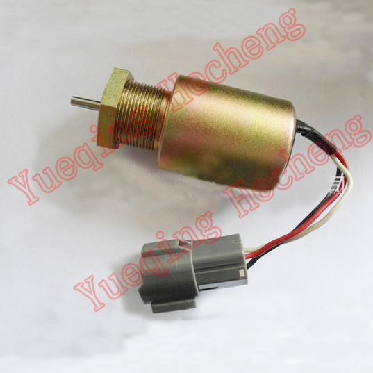 SH200-3 flameout solenoid A036-3175 for excavator free shipping