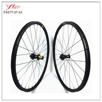 High End Carbon Wheels With Extralite Hubs 24 28H Farsports 29er Carbon Clincher MTB Bike Wheelset