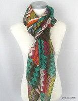 европа и соединенные штаты америки ветер цветные геометрические полосатый воздушный вуали шарфы 23 видов стиля