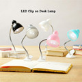 Mini Clip on book Light LED Light Reading Lamp LED eye protection Reading Lights