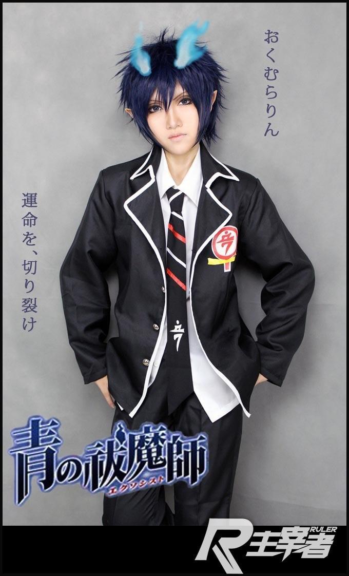 Blue Exorcist (Ao no Exorcist) - Rin Okumura x Yukio Okumura ...