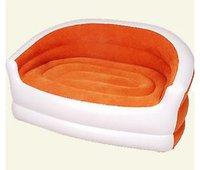 сыр стиль воздуха диван афн 4802, два сиденья НД пвх мебель, с лучшей инфляцию