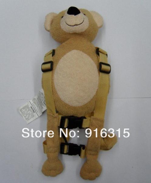Goldbug Harness buddy (bear)1