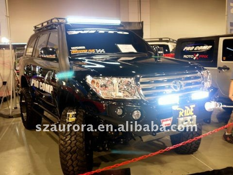 6inch led light bar truck led light4x4off road go kart partssema p1030073 aloadofball Images