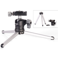 Mini Table Tripod Replaces Compatible For Nikon D7100 D90 D5100 D3200 D5200 D700 D800 D610 D500