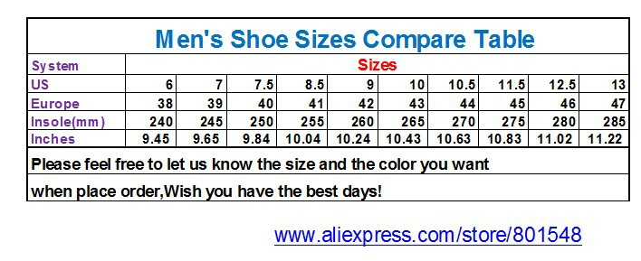 Men size-1