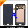 Free Shipping 100% tested Original For Samsung Galaxy J2 J200 J200F LCD Display Screen Digitizer Assembly - Blue/White/Gold