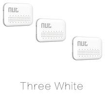 3 unidades nut 3 mini smart key finder itag bluetooth rastreador localizador equipaje monedero teléfono llave perdida anti del recordatorio de actualización de nut 2