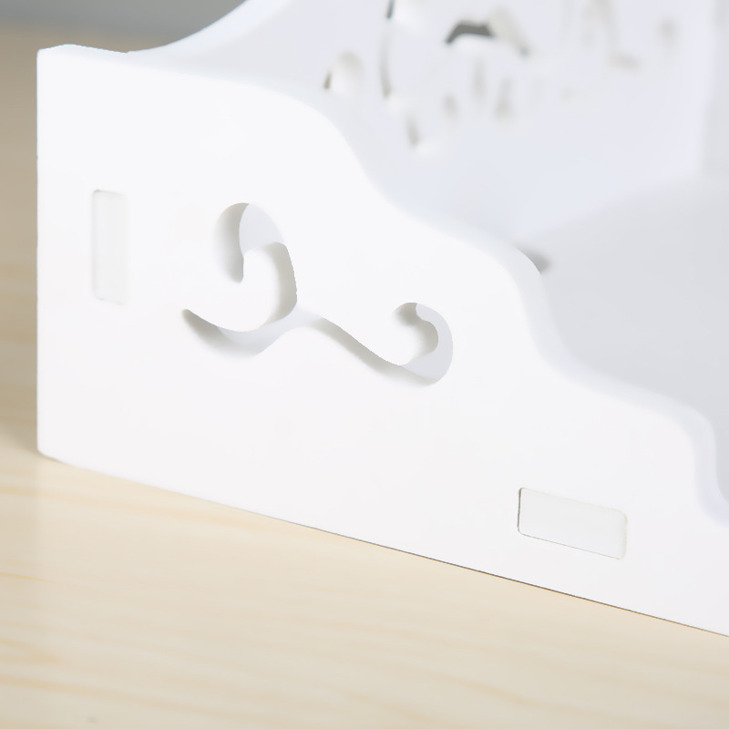 Lasperal Творческий телеприставки Рамки ТВ стены полые Гостиная стенки шкафа хранения маршрутизатор висит окно дома органайзера практичный