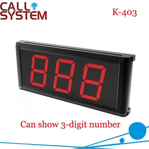 Самая продаваемая Беспроводная кнопка вызова K-B строительной площадки больницы, любой язык любой логотип приемлемый