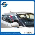 Высокое Качество Покрытия Окна Автомобиля Visor Отражатель Солнце Дождь Гвардии Defletor Для Swift