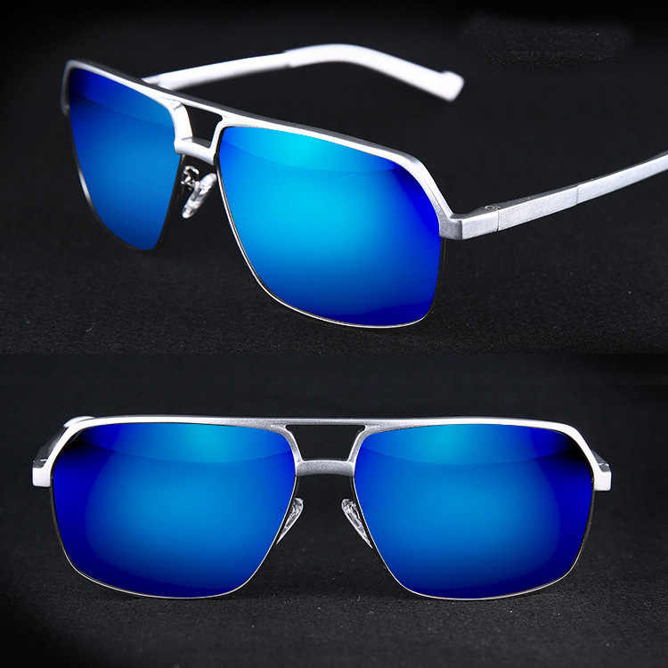 128e00c551  CLARA VIDA  Custom Made NEARSIGHTED MINUS PRESCRIPTION polarized sunglasses  men Mirror Colorful Lens al