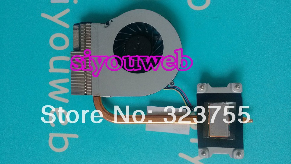 NEW for HP Pavilion G7 G6-2000 G7-2000 CPU Fan & Heatsink 683191-001 683193-001 , free shipping