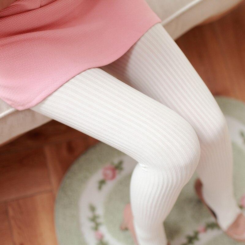 2016 fashion summer women tights female girls Spring solid lolita school student Pantyhoses