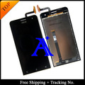 Free Shipping 100% tested   For Asus Zenfone 5 LCD A500KL  LCD Display Screen Digitizer Assemlby - Black