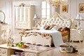 Lujo funiture de italiano muebles de dormitorio clásico 0407-010