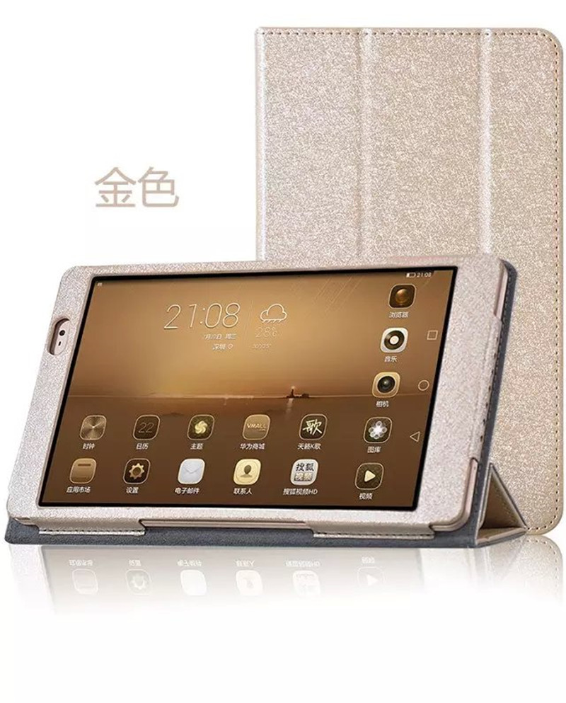 T2 pro 10.0 Tablet Cases Smart Stand Leather Case for Huawei Huawei MediaPad T2 10.0 Pro Magnet Tablet Case