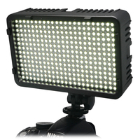 Mcoplus 322 LED Ultra High Power Video Light For Canon Nikon Panasonic Pentax Samsung Olympus DV