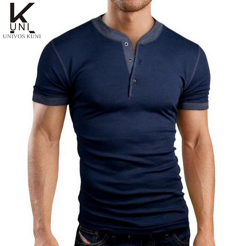 men t shirt brand clothing short sleeve t shirts v collar. Black Bedroom Furniture Sets. Home Design Ideas