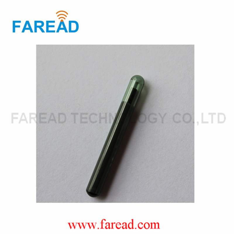 Pet Microchip 2.12*12mm Glass tag  FDX-B  EM4305 with ICAR Certification  60pcs/lot от Aliexpress INT