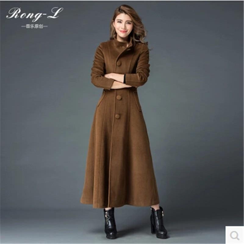 Popular Women Winter Pure Wool Cashmere Coats-Buy Cheap Women
