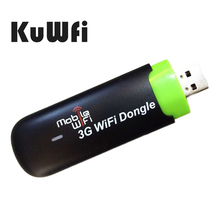 MINI 3G WIFI Dongle USB Modem 3G WiFi Router With SIM Card Slot Travel For 3G Network WiFi Networks For Car Or Bus
