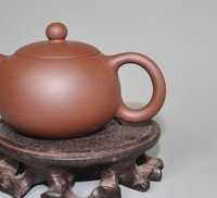 ручной фиолетовый песок чайник китайский исин чайник фиолетовый глины чайник руды грязи 75 мл, хуанлун горы фиолетовый клей 122а