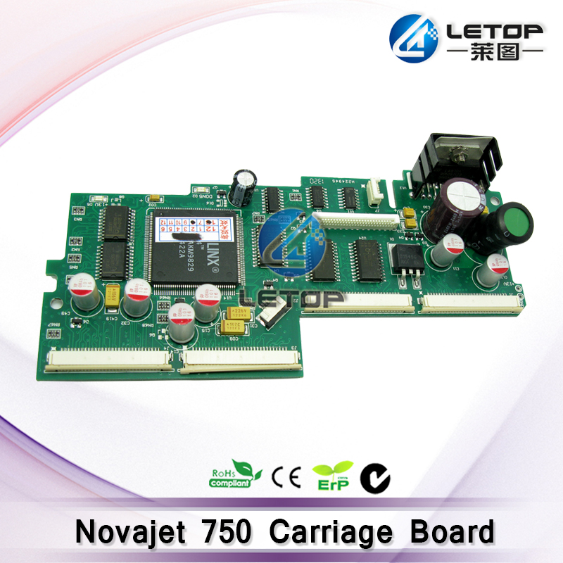 Brand New! Novajet Inkjet Printer 750 Ink Board/ Carriage Board/Head BoardBrand New! Novajet Inkjet Printer 750 Ink Board/ Carriage Board/Head Board