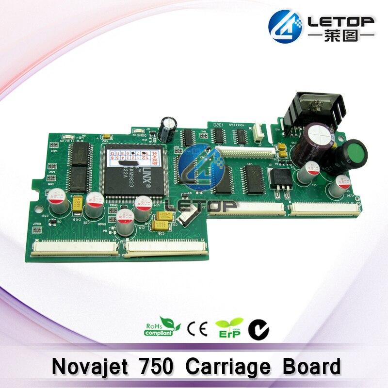 Nuovo di zecca! Novajet Inkjet Printer 750 Inchiostro Board/Trasporto/Scheda di TestaNuovo di zecca! Novajet Inkjet Printer 750 Inchiostro Board/Trasporto/Scheda di Testa