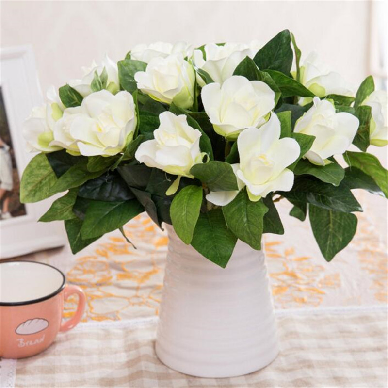 Fule Home Decor Vases Glass Flower Thread Ceramic Beautiful Not