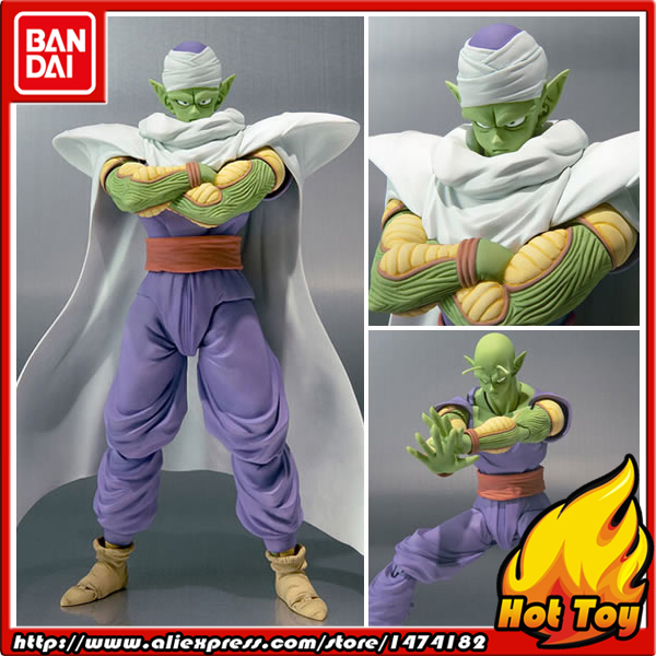 100% Original BANDAI Tamashii Nations S.H.Figuarts (SHF) Action Figure - Piccolo from Dragon Ball Z cmt original bandai tamashii nations s h figuarts shf dragon ball db kid son gokou action figure anime figure pvc toys figure