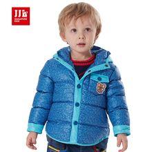 2015 детские зимние пальто хлопка-ватник младенческой теплое с капюшоном верхняя одежда thicking ватные куртки детская одежда