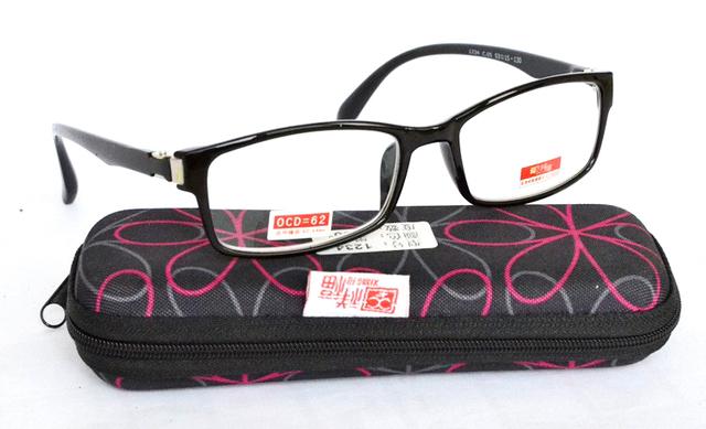 Feitas à mão óculos de armação com lentes miopia Ópticos TR90 miopia lentes Polarizadas Fotocromáticas-1-1.25-1.5-1.75 a-6