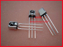 Free Shipping!!! 30pcs VS1838 integration / IR receiver / with metal shell /Electronic Component