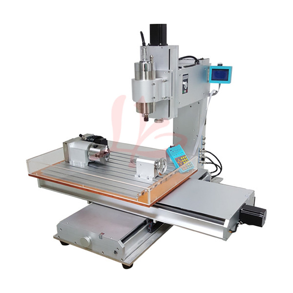 vertical type 4 axis wood carving machine 6040 cnc milling machine cnc 5axis a aixs rotary axis t chuck type for cnc router cnc milling machine best quality