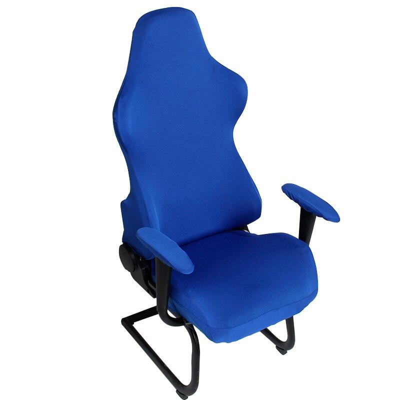 Computer Stoelen Kopen.Kopen Goedkoop Kantoor Stoelbekleding Spandex Seat Stoel