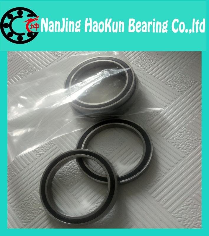 Free shipping 6820 full SI3N4 ceramic deep groove ball bearing 100x125x13mm